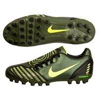 33d316f4e56 Nike Football Total 90 Shoot II Multi Ground Football Boots - Dark  Army Volt Black