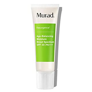 Murad Resurgence Age-Balancing Broad Spectrum SPF 30 Moisturizer - Nourishing, Anti-Aging Day Moisturizer SPF 30, 1.7 Fl Oz