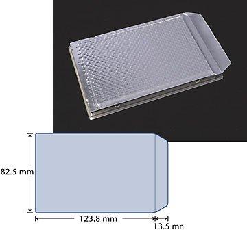 AlumaSeal 384 Sealing Foils for PCR Plates without raised rims, Aluminum Foil, 38µm Thick, Pierceable by Porvair-Finneran