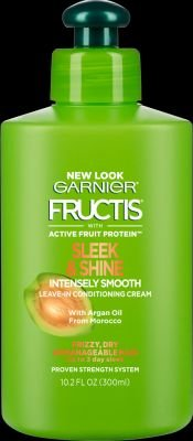 Amazon.com: Garnier Fructis Leave-In Conditioning Cream Intensely ...
