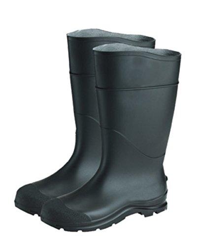 Radnor 64055858 Taglia 14 Nero Stivali In Pvc 16 Economia Con Suola Trascinata (1 / Pr)