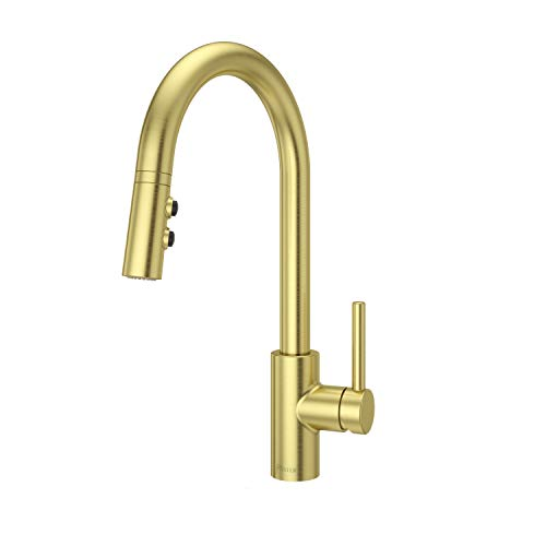 pfister kitchen faucet pull down - 2