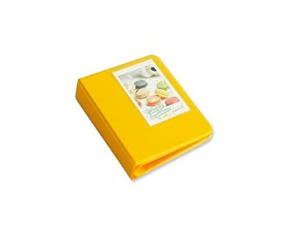the latest daffc 117f4 Buy iDaily 90-Y Macaron Polaroid Films Book Photo Album Mini 7s, 8, 25, 50,  90 (Yellow) Online at Low Price in India   iDaily Camera Reviews   Ratings  ...