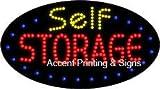 Self Storage Flashing & Animated LED Sign (High Impact, Energy Efficient)