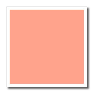 9cc593395f07 InspirationzStore Solid Colors - Coral orange - salmon pink - peach apricot  - plain simple one