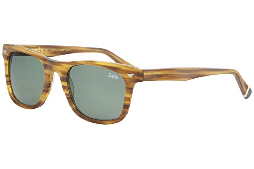 Superdry SDS San 101 Chestnut Sunglasses Fashion Square ()