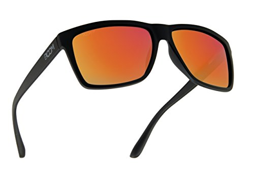 Boom Surge Polarized Sunglasses by Dimensional Optics (DIABLO, 57)