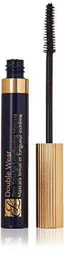 Estee Lauder Double Wear Zero-Smudge Lengthening Mascara 01 Black (Best Drugstore Smudge Proof Mascara)