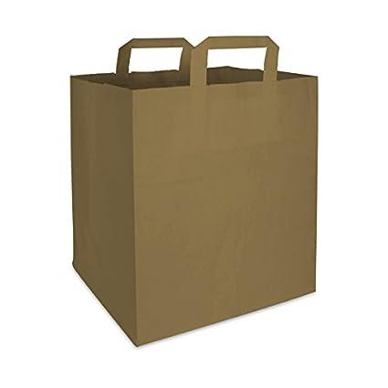 250 Premium bolsas de papel con asas bolsas de papel Bolsas ...
