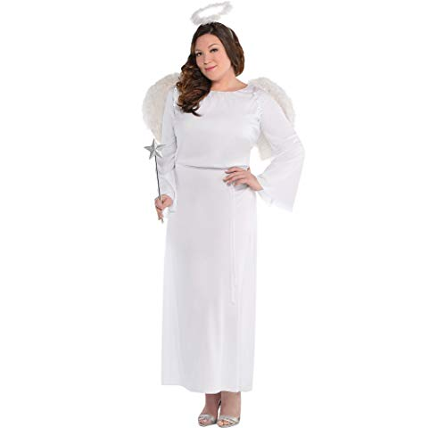 Amscan Adult Heaven Sent Angel Costume Plus Size