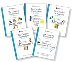 The Creative Curriculum For Preschool 5th Edition Cate