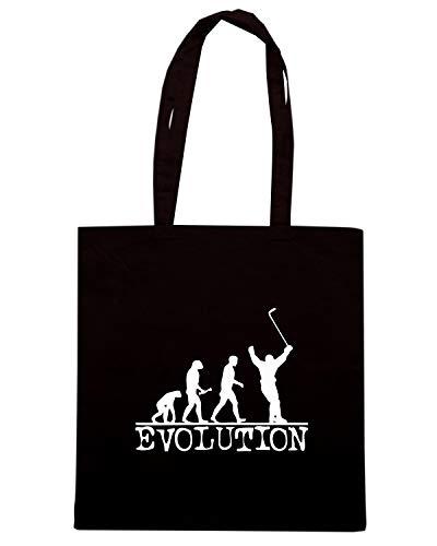 OLDENG00482 Borsa Nera EVOLUTION Shopper HOCKEY Shirt Speed IqCw0Pn