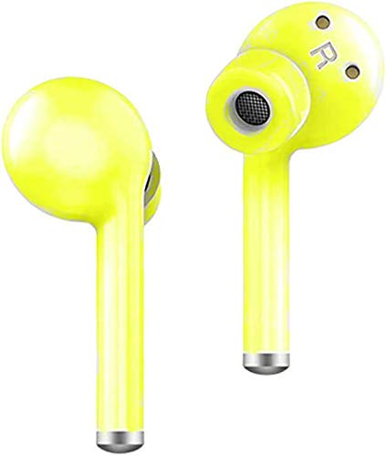 Bluetooth Mini Sports Headset Yellow
