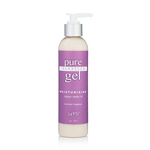 Pure Homemade Flaxseed Gel (Lavender Fragrance & Organic Jojoba Oil)