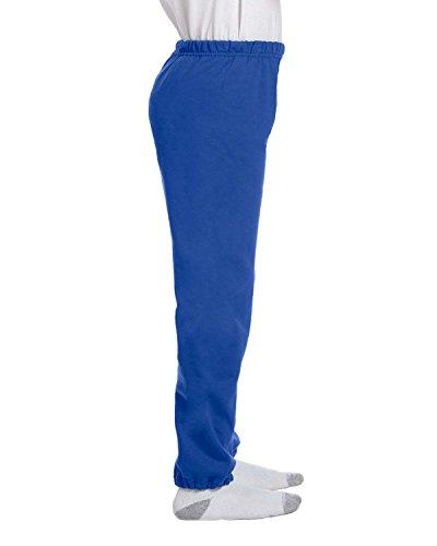 By Gildan Youth Heavy Blend 8 Oz, 50/50 Sweatpants - Royal - S - (Style # G182B - Original Label) ()