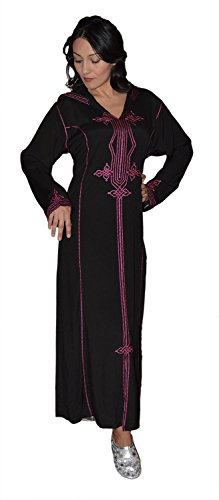moroccan house dress - 6