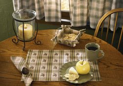 Pine Lodge Placemat Set of 2 ()