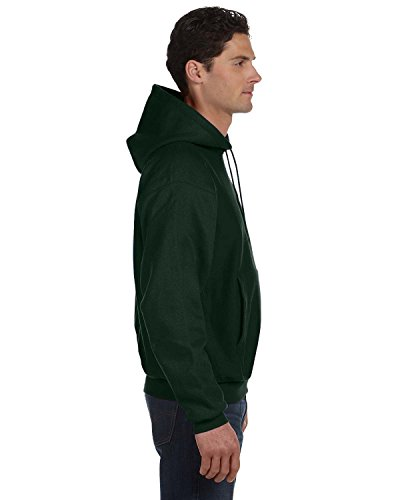 Champion Reverse Weave Hood_Athletic Dark Green_XXX-Large (Reverse Hood)