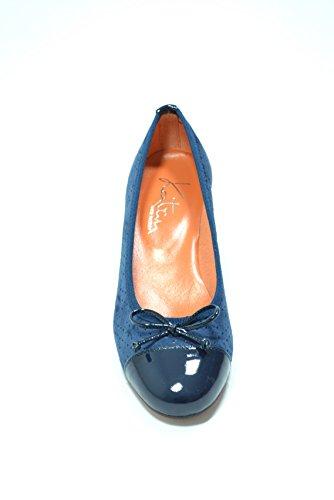 Katrin Ballerine Scarpe Donna Blu 7279 38½