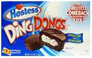 product image for Hostess, Ding Dongs, 15.3oz Box (Pack of 4)