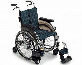 【車椅子】自走用車いす スキット5 ◆ [SKT-5] ■ 41 B00GA0B558 41 41