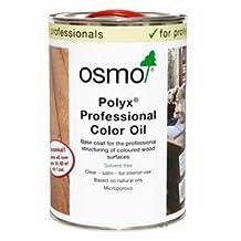 OSMO Polyx Professional Pro Color Oil - WHITE - 1 Liter