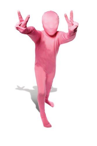 Morphsuit For Women (Pink Original Kids Morphsuit Costume - size Medium 3'7-4'0)