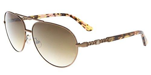 Sunglasses Juicy Couture 582 /S 00B0 Brown Pink Havana / CC brown gradient - Sunglasses Aviator Juicy