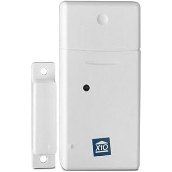 Amazon Com X10 Ds12a Wireless Smart Door Window Sensor