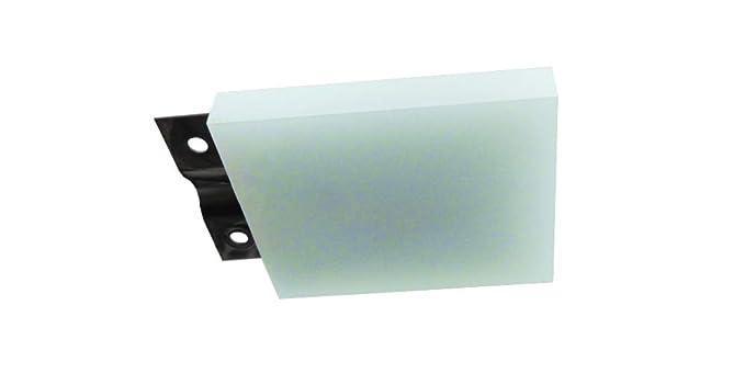 Essential lampada a led da bagno attacco a telaio watt lumen