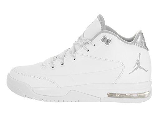 Nike Jordan Flight Origin 3 BG, Scarpe da Ginnastica Unisex – bambini Bianco