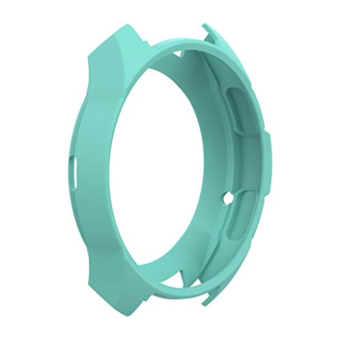 46mm Silicone Frame Case for Samsung Galaxy Watch Cover Bumper Protector Shell