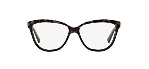 Dolce Gabbana 3229 1995: Leopard / Black