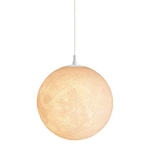 Takumi of Eslite pendant light LED Moonlight Interior month hanging three-color switching corresponding bulb color neutral white daylight lamp ceiling lighting indirect (30cm)