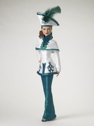 Tonner Wizard Of Oz Dolls (TONNER, Wizard of Oz Emerald Eminence Outfit)