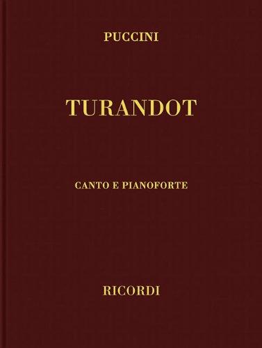 Turandot: Vocal Score