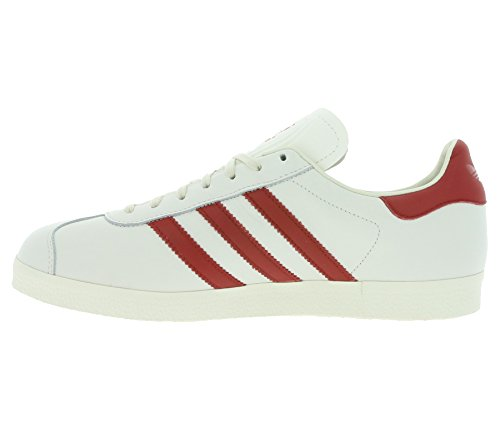 Adidas Originals Moskva GTX, chalk white-power red-gold metallic chalk white-power red-gold metallic