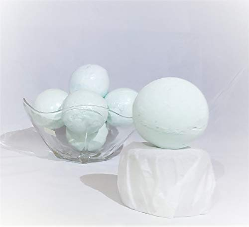 WeightLoss-Solutions Bath Bombs - 5 Pack - Specially formulated for Detoxing, Fat Burning, and Cellulite Reduction (Best Fat Burning Solutions)