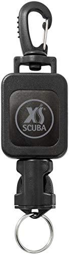 XS SCUBA Mini Retractor Built In Quick Release 25 Inch Extension