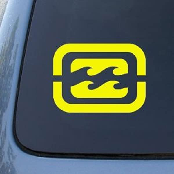 Ripcurl roundels campervan surfboard window car laptop sticker 100mm all colours