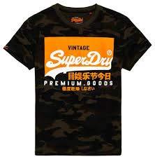 Superdry Camiseta MEN-M1000026A: Amazon.es: Ropa y accesorios