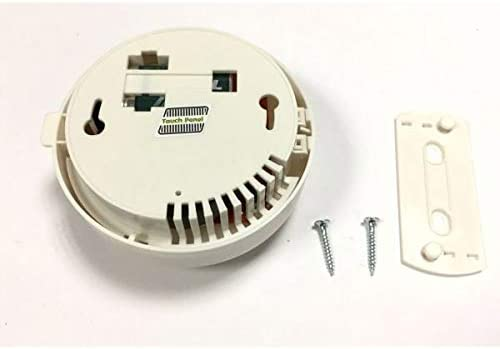 Wireless Smoke Detector Fire Alarm Battery operated from