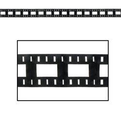 Filmstrip Garland Party Accessory (1 count) -