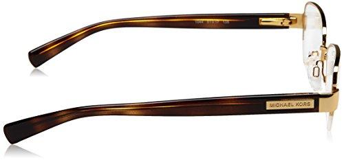 a3754acf42 Michael Kors MITZI IV MK7008 Eyeglass Frames 1044-Gold
