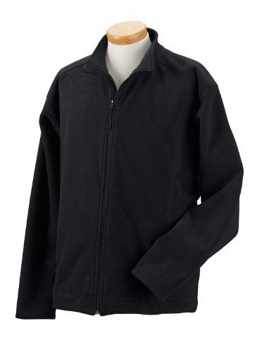 Devon & Jones D765 Mens Advantage Soft Shell Jacket - Black - - Advantage Jacket Soft
