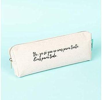 TANTANFAN Estuche Defreds Eres para Todo: Amazon.es ...