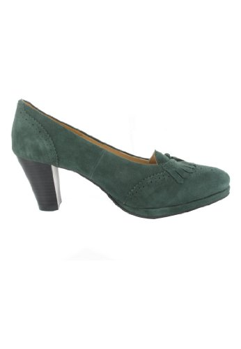 Andrea Conti, Scarpe col tacco donna Verde verde