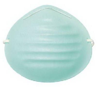 Safety Works非毒性ホコリ、花粉快適マスクグリーン B0044US5A4