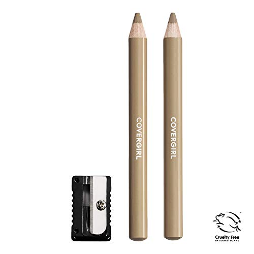 Blonde Eyebrows - COVERGIRL Easy Breezy Brow Pencil (packaging may vary)