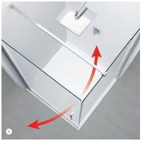 Novellini Box ducha Young 2.0 GF Puerta Batiente y fijo ...